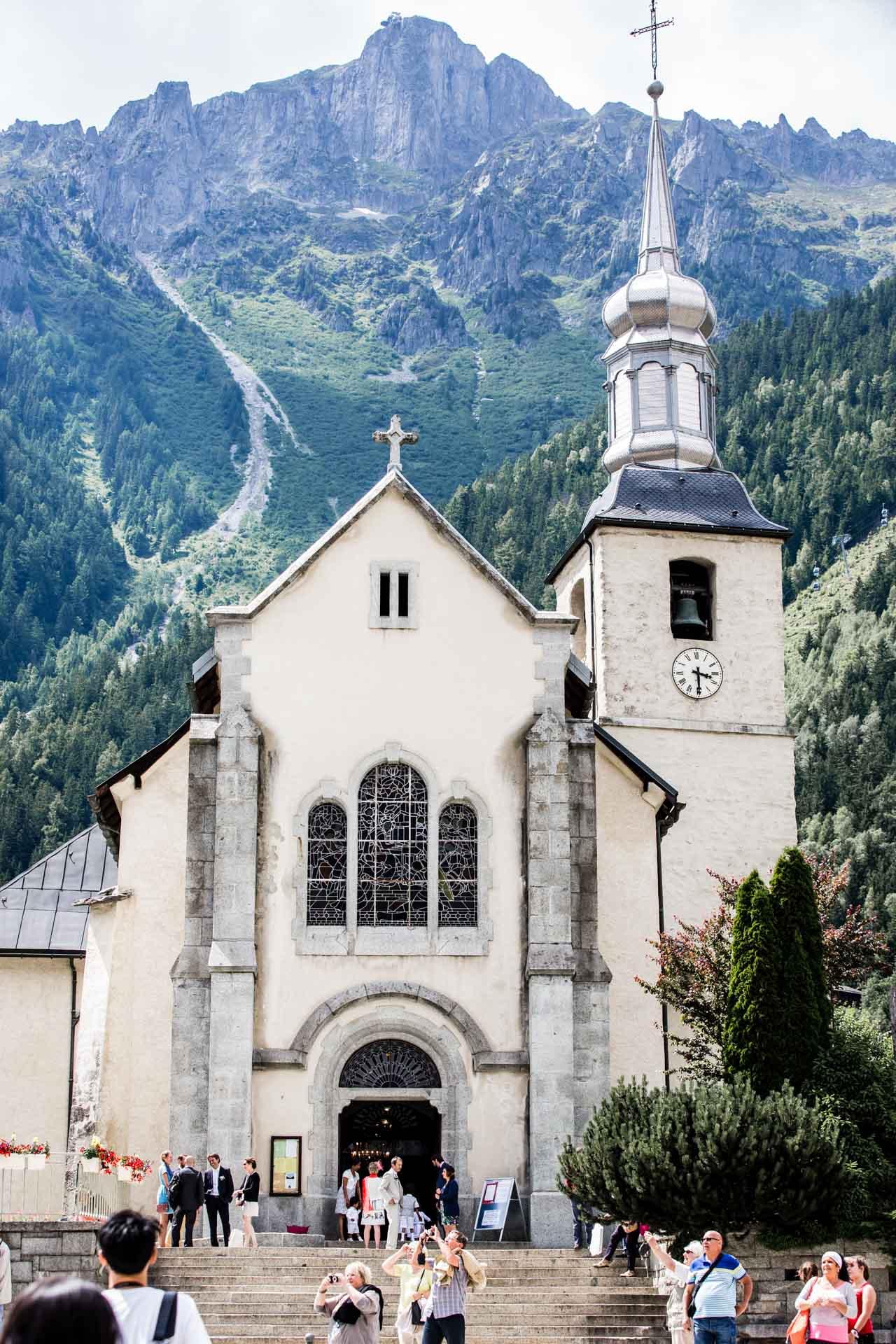 En commun Mariage a la Cabane des Praz à Chamonix - Photographe de mariage &GS_67