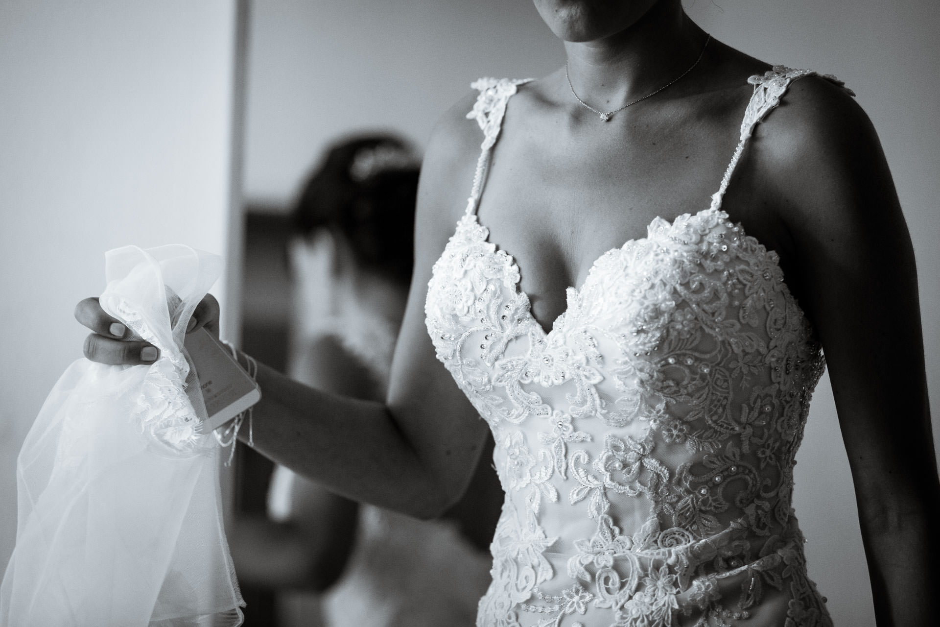 Preparatif mariee Carouge - Photographe Mariage