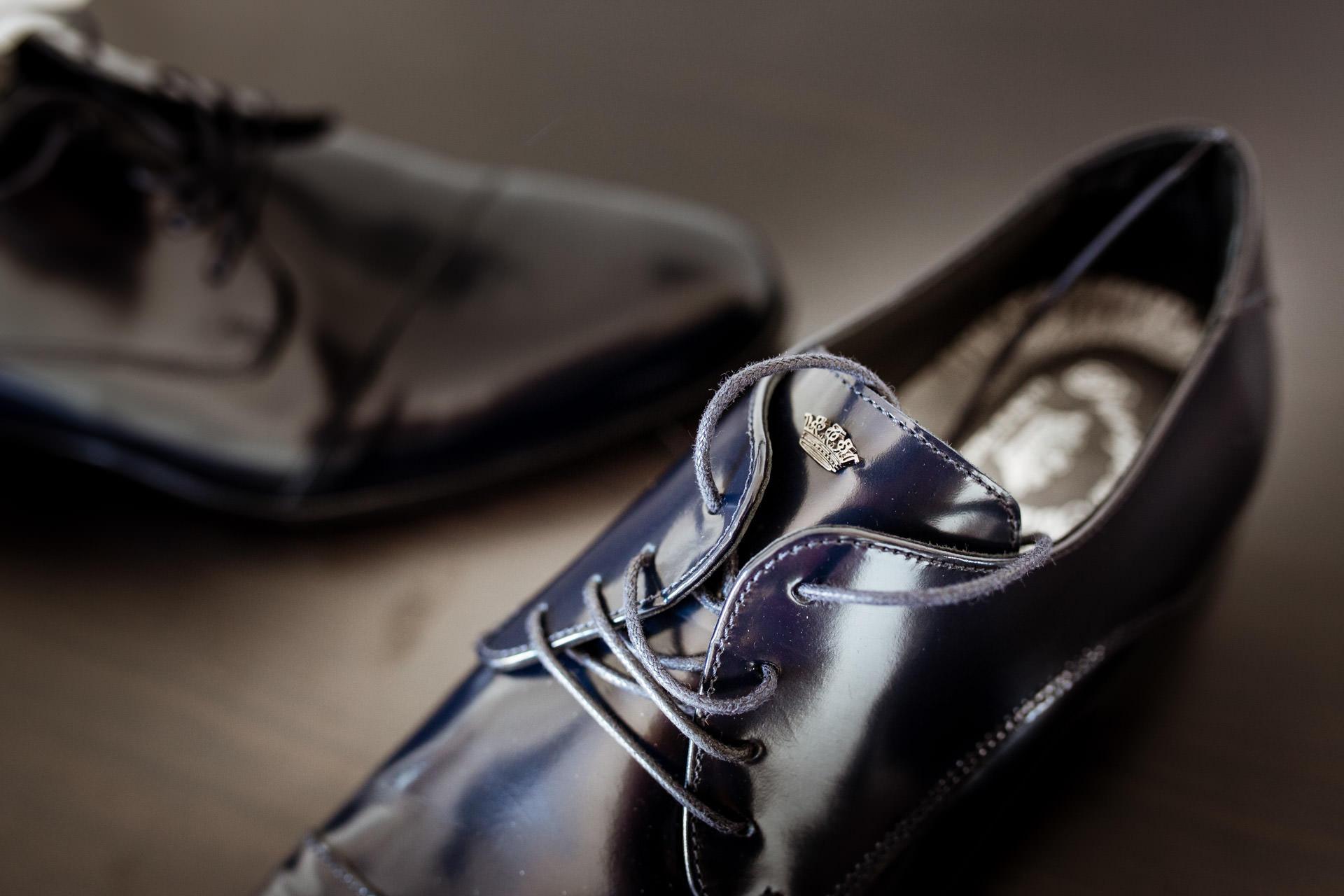 Preparatif marie chaussure Geneve - Photographe Mariage