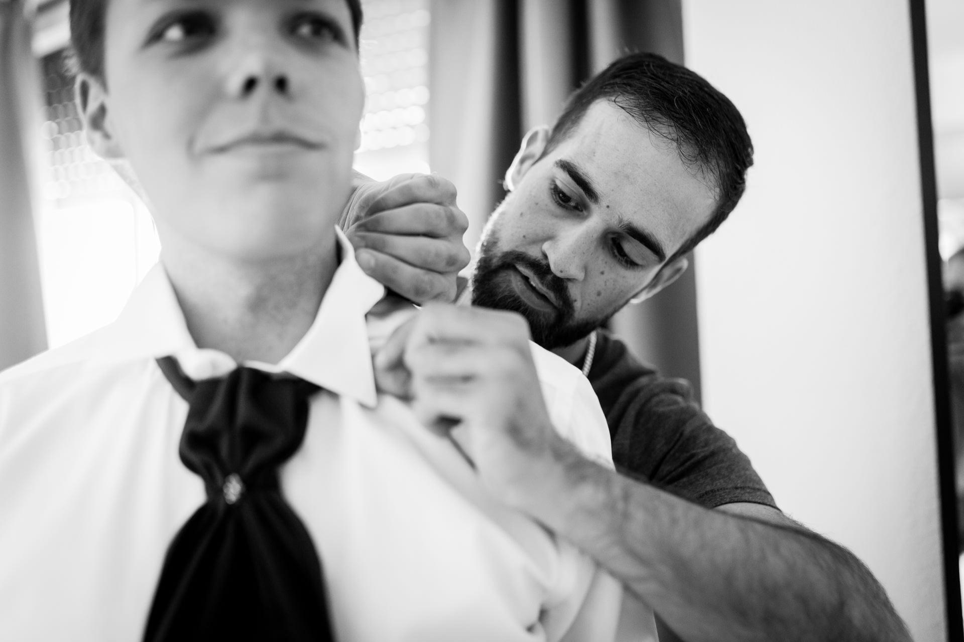 Preparatif marie Geneve - Photographe Mariage