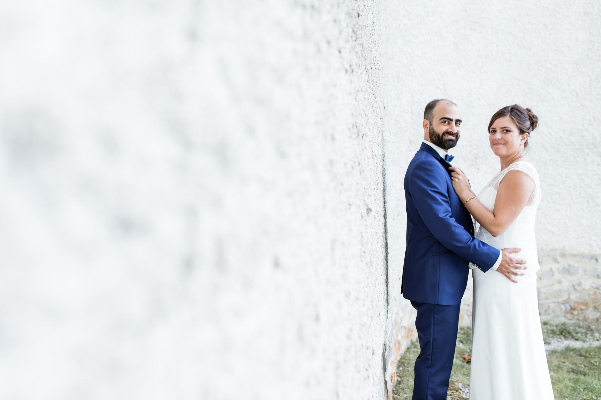 Mariage Mont Saxonnex photo de couple