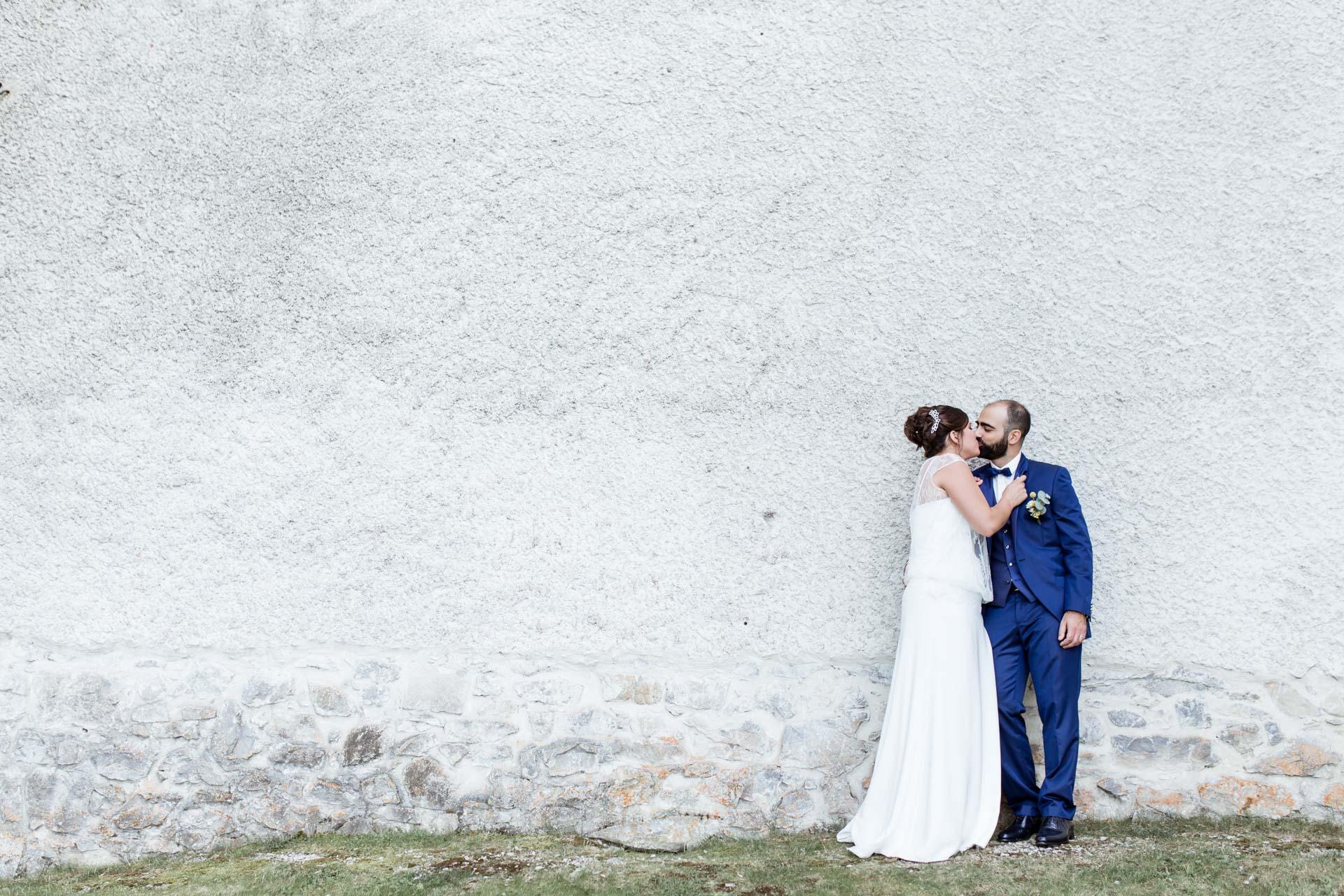 Mariage Mont Saxonnex photo de couple 2