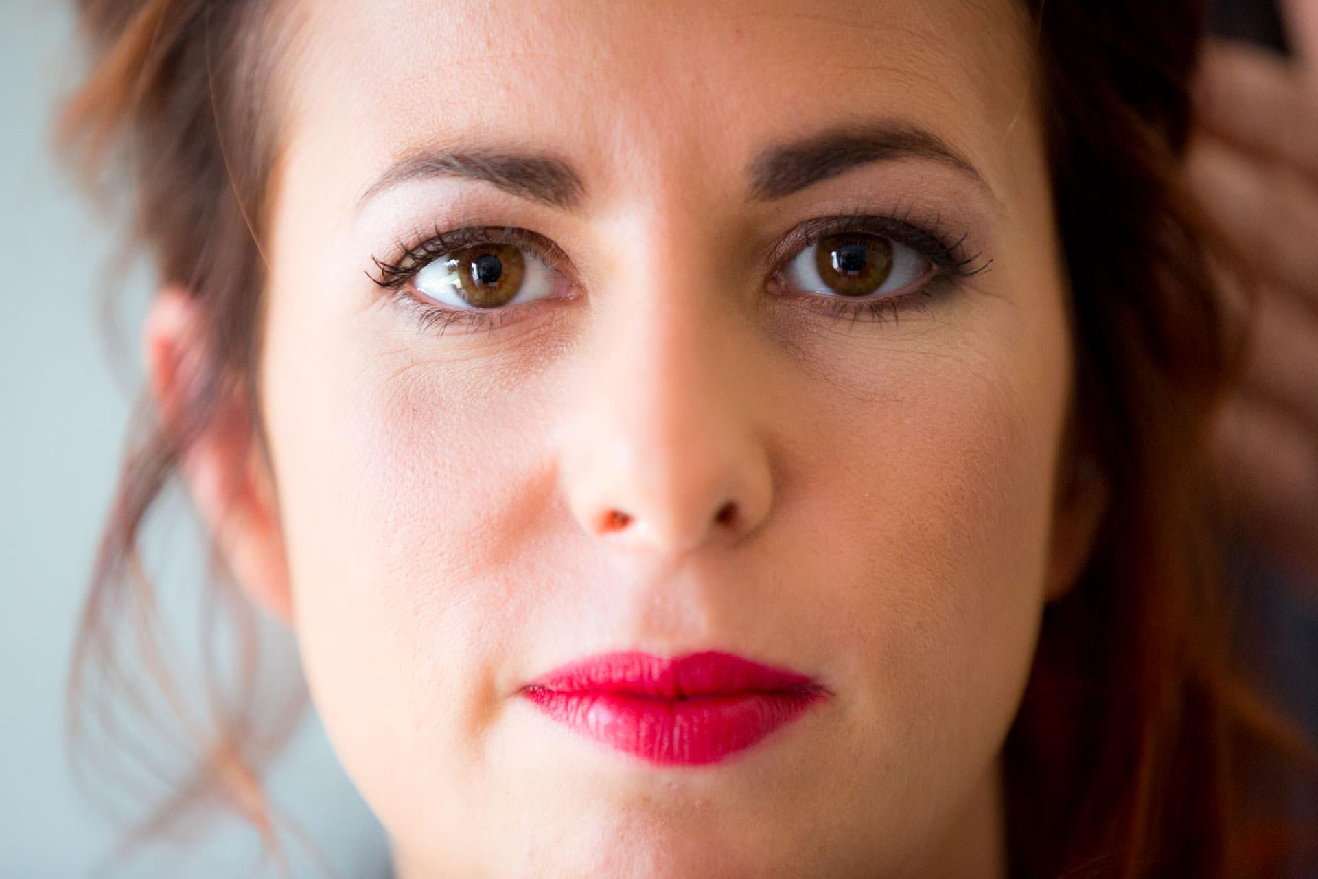 Photographe de Mariage Rock portrait serré
