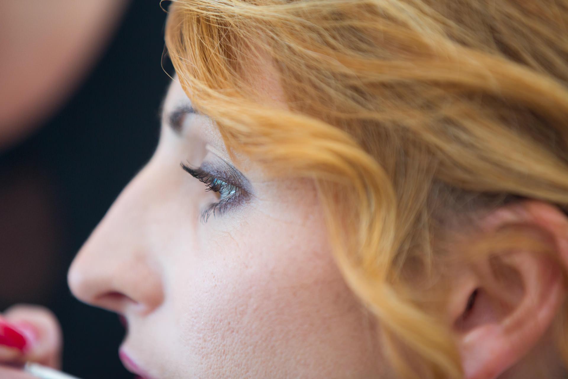 Photographe de Mariage Rock detail gros plan yeux